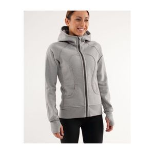 Lululemon Grey Jacket